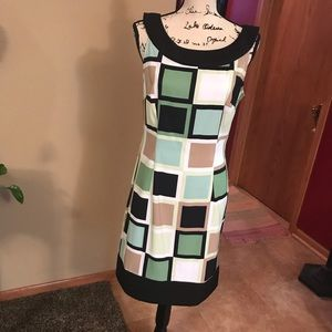 Connected Apparel Sheath Dress Size 10